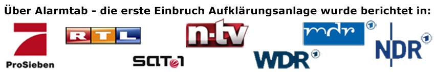 Alarmtab TV Sender