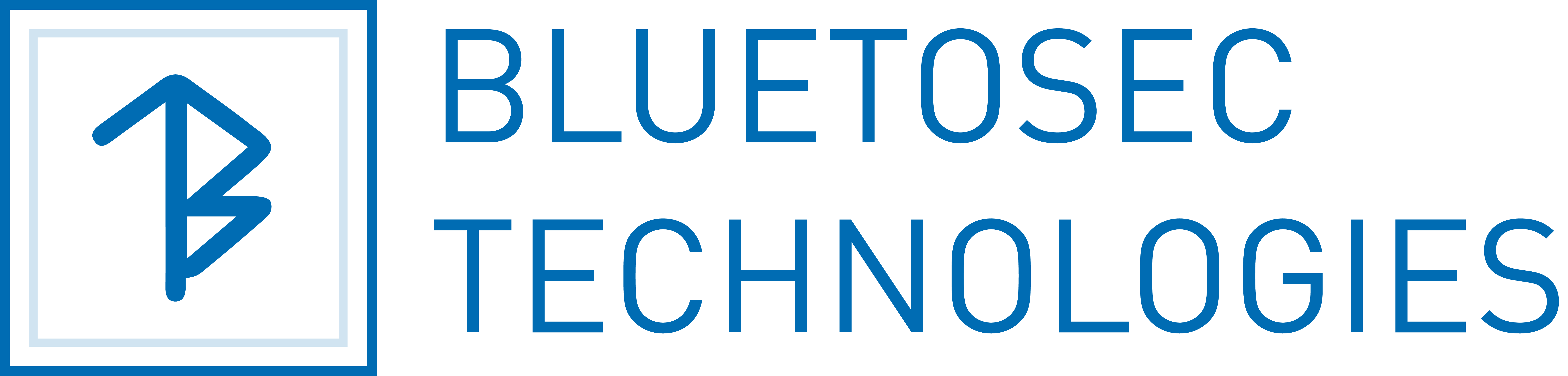 Bluetosec Technologies Logo